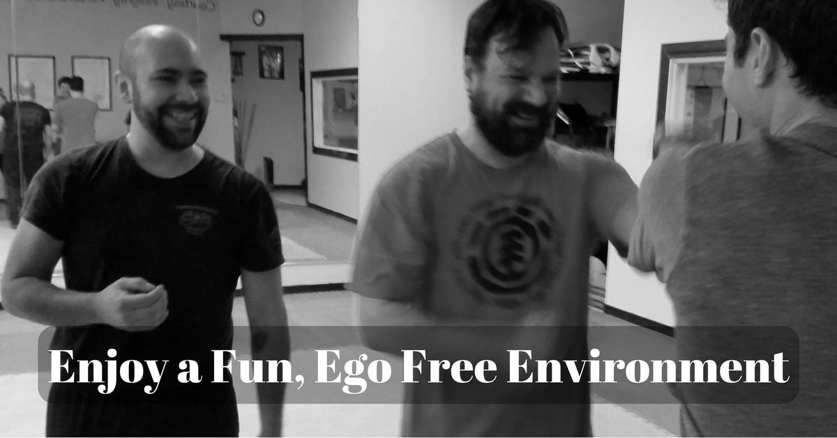 Enjoy a Fun, Ego Free Environment