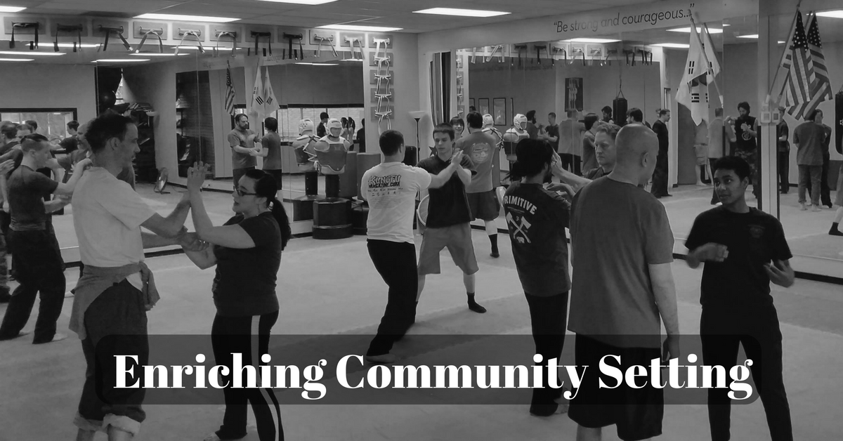 Learn In a Community Setting