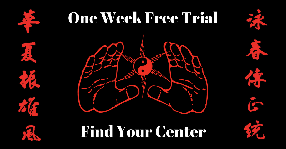 One Week Free Trial - Free Martial Arts Lessons
