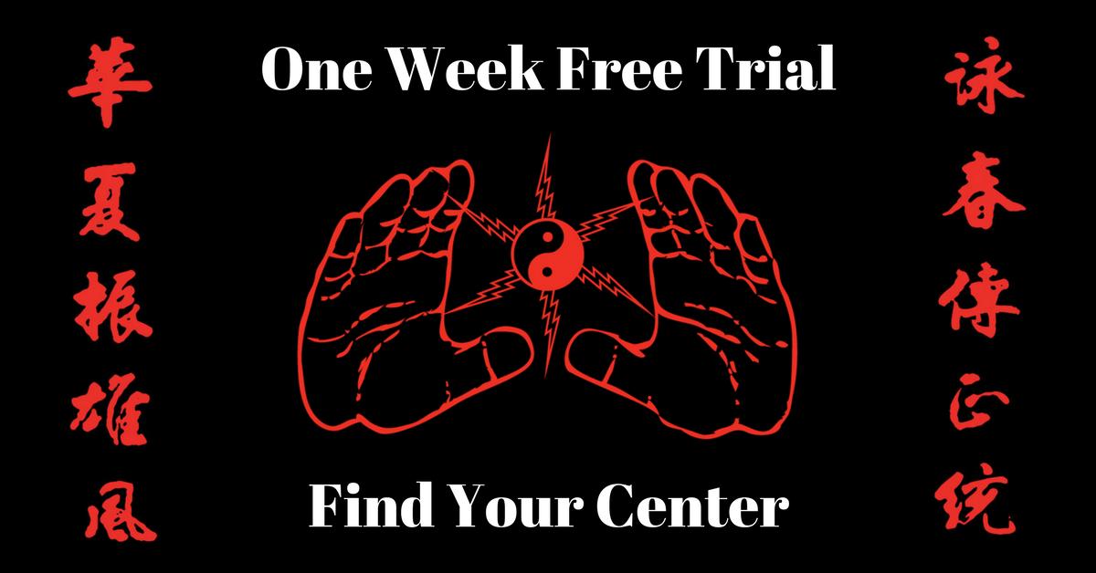 One Week Free Trial