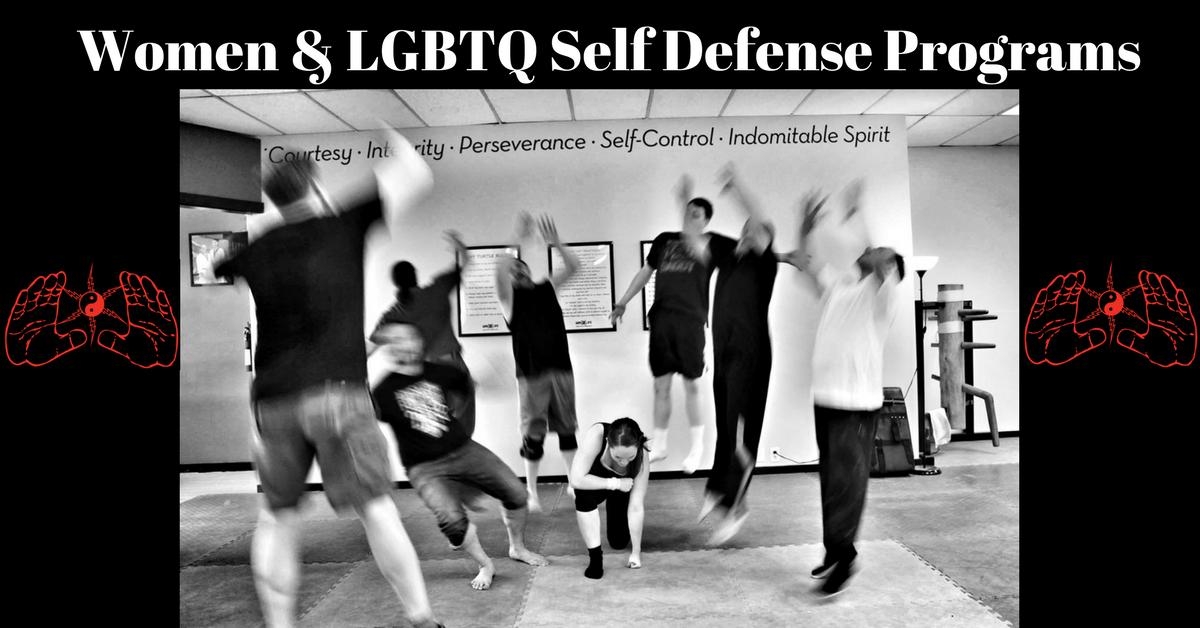 Women & LGBTQ Self Defence Programs